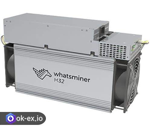 Whatsminer M32-70