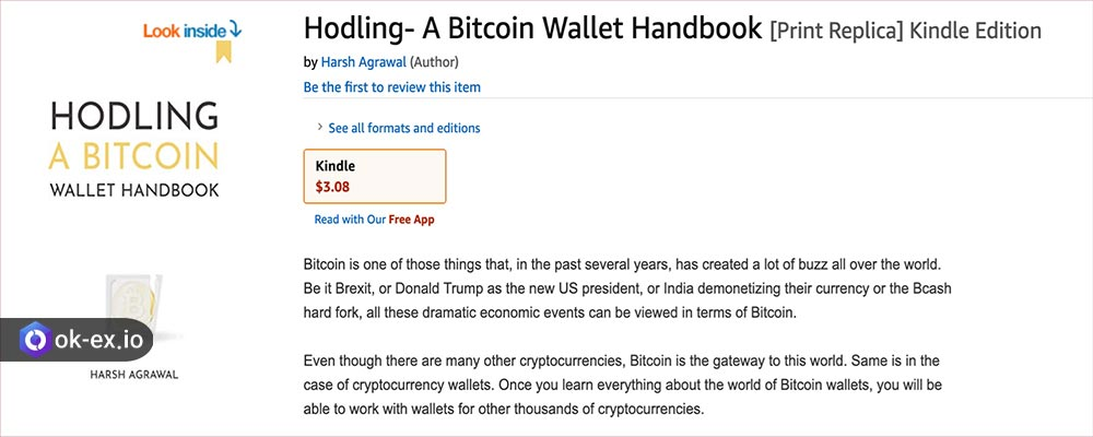 هودل کردن- کتابچه راهنمای کیف پول بیت کوین