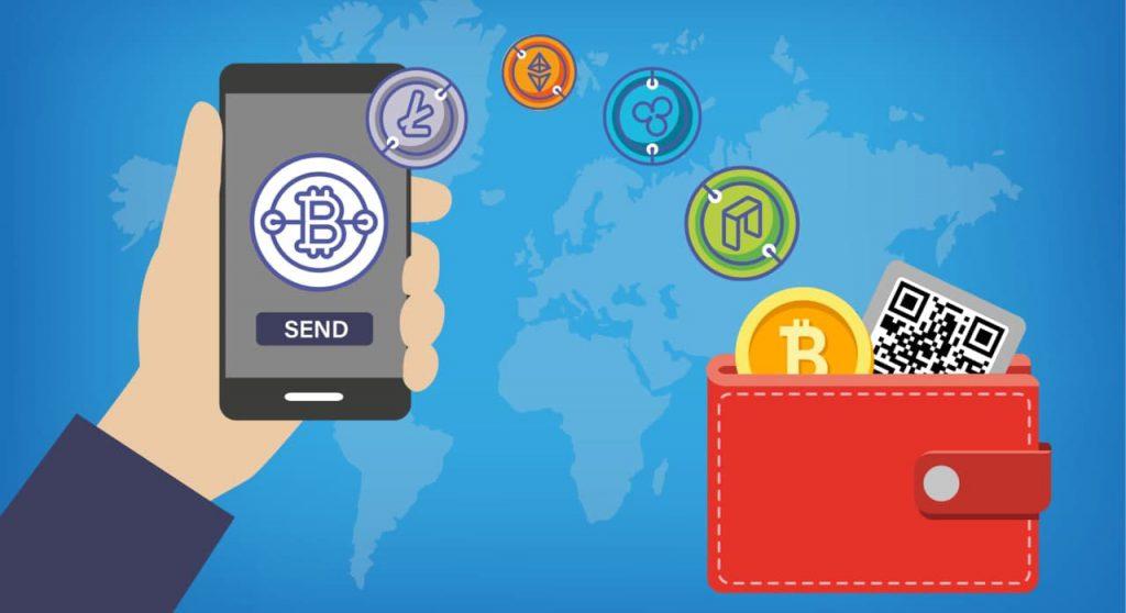 برای نگه داری از رمز ارزهای خود باید از کیف پول ارز دیجیتال استفاده نمایید.